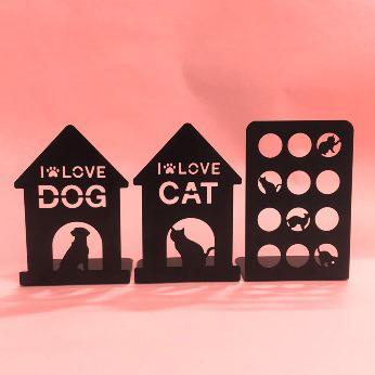 滑り止めブックスタンドDOG&CAT