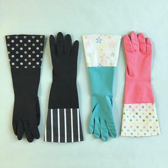 ロングゴム手袋