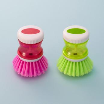 便利な洗剤ブラシ